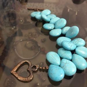 Jewelry - Genuine Turquoise Bracelet